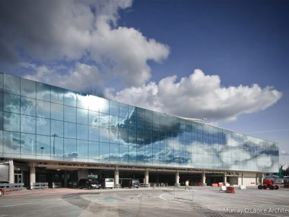 Terminal 1 Extension, Dublin Airport