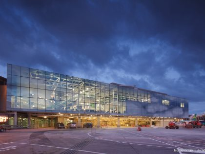 Terminal 1 Extension, Dublin Airport