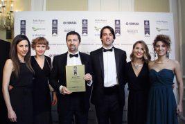 AR Architecture at European Property Awards Gala