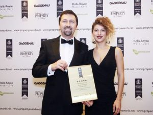 AR Architecture at UK Property Awards