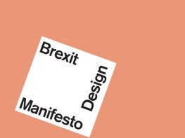 AR Architecture has signed the Brexit Design Manifesto