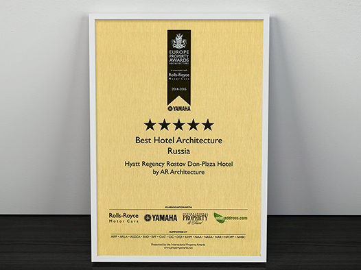 Europe Property Award Retail Gallery Don Plaza