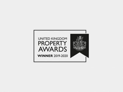 UK Property Awards 2019-2020 winner