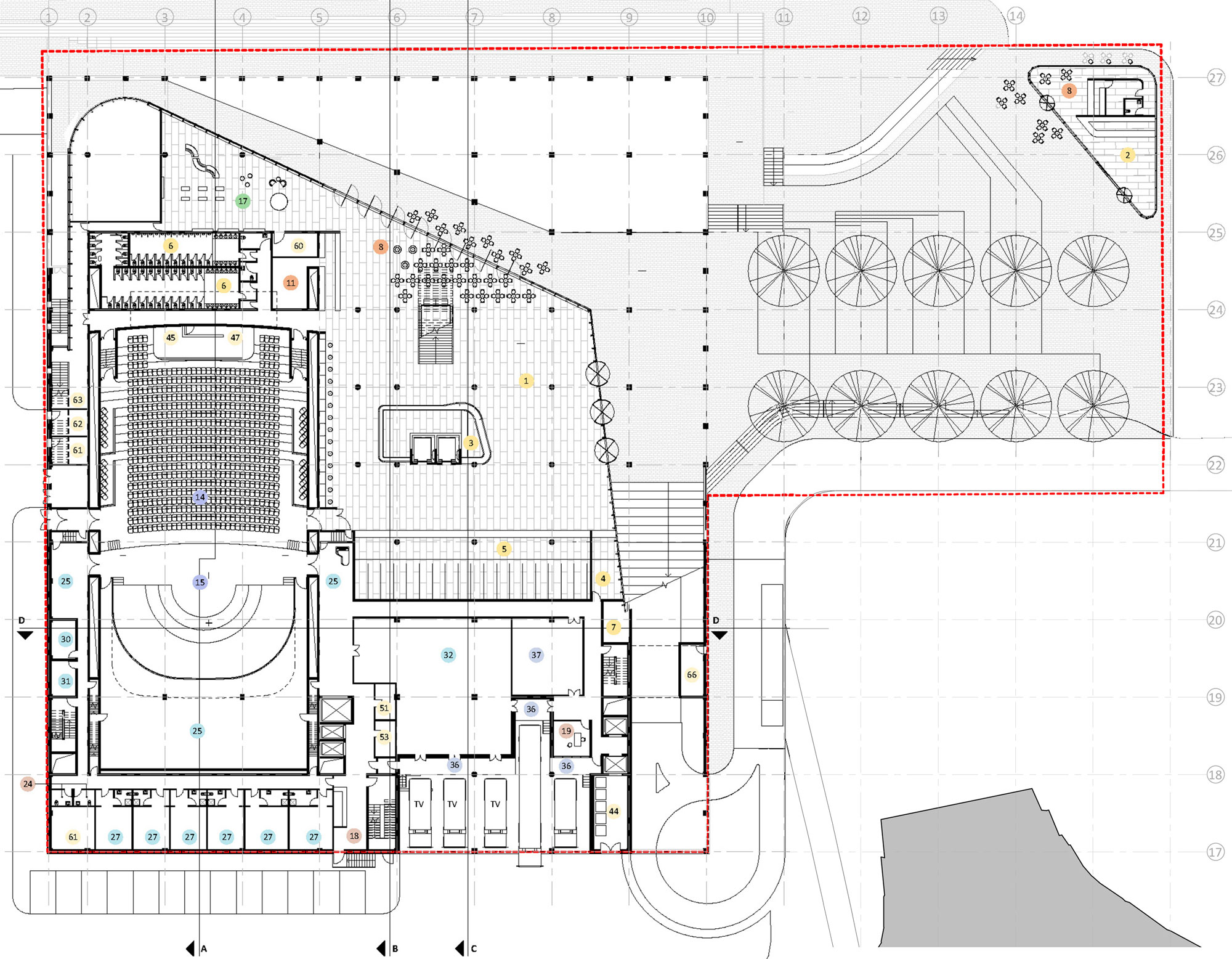 AR_Architecture_National_concert_hall_Sketches&Plans_011