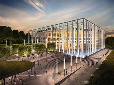 National Concert Hall, Vilnius